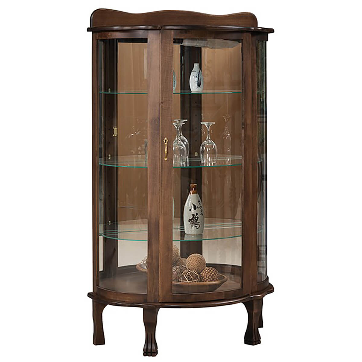 dining furniture curio cabinets