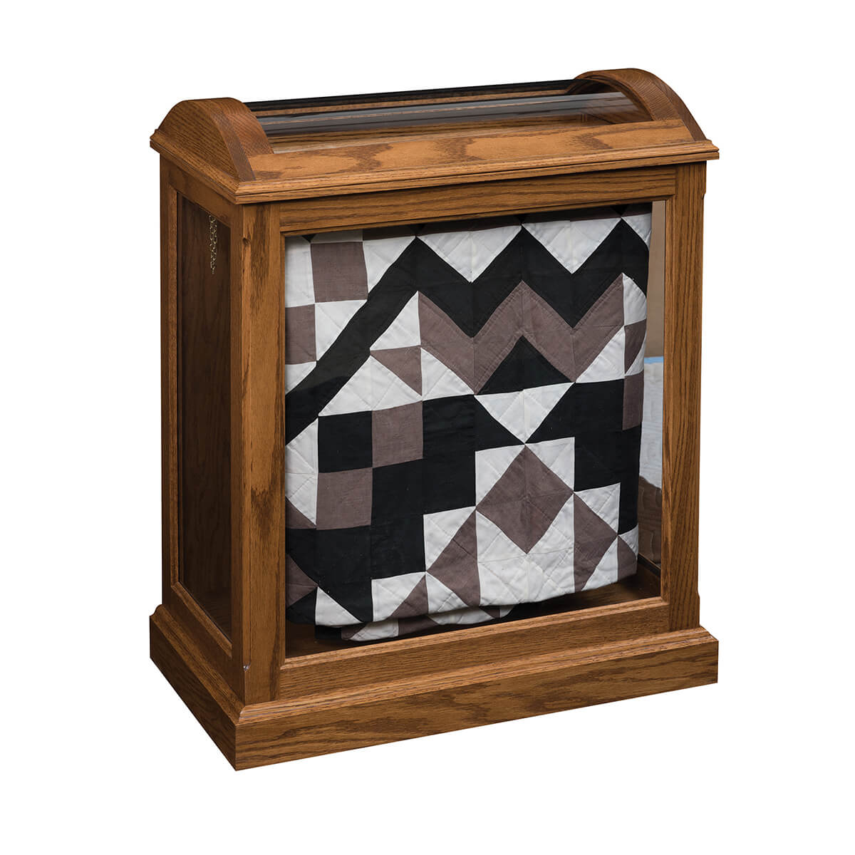 specialty furniture quilt holders