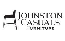 Johnston Casuals Black Logo Mini