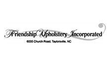 friendship upholstery inc