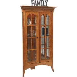 Corner Cabinets | Dining Room | Chariho Furniture - Richmond RI